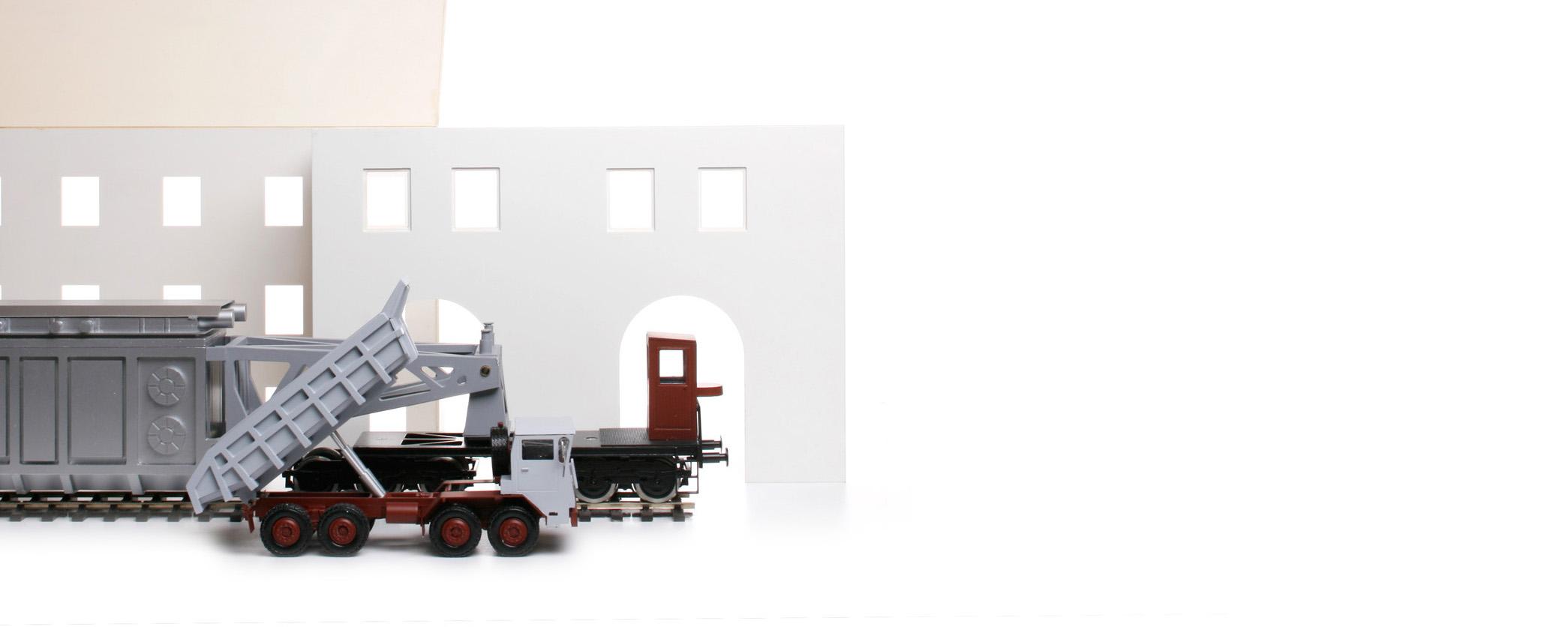 Architektur- und Technischer-Modellbau