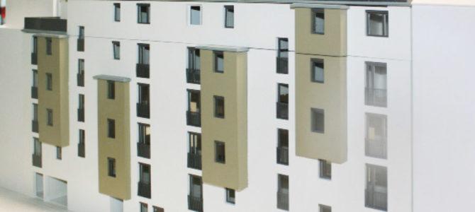 Realisation einer Eigentumswohnanlage