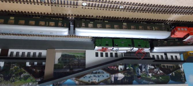 Spur 0 Bahnhof Seefeld Ausgestaltung geht weiter